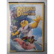 Bob Esponja Un Heroe Fuera Del Agua Dvd