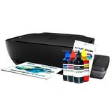 Impresora Hp 5820 Sistema Continuo Tinta Imprek + Papel