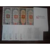 Bono Chino Liberty $5,$10,$50,$100 Con Passco Media Escalera