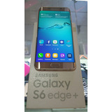 Galaxy S6 Edge + (plus) 32gb 4g Lte Negociable/cambios!!!!