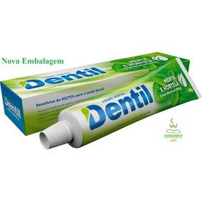 Pasta De Dente Sem Flúor Natural Orgânica 90g
