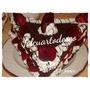 Torta De Frutillas Y Crema Chantilly