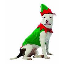 Disfraz Para Perro Traje Del Perro Rasta Imposta Elf, Xxx-l