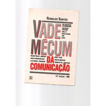 Livro: Vade-mecum Da Comunicaçao