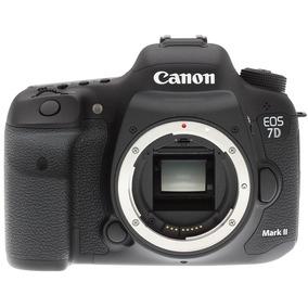 Câmera Canon Dslr Eos 7d Mark Ii Corpo - 20,2mp - Full Hd