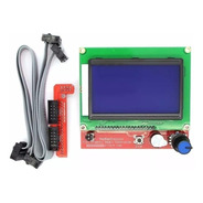 Display Lcd 128 X 64 Full Graphic Sd Impresoras 3d Arduino