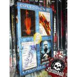 Trilogia Scanners + Hellraiser Bloodline Cronenberg Barker