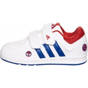 Zapatillas adidas Nene Bebe Lk Spiderman Cf I