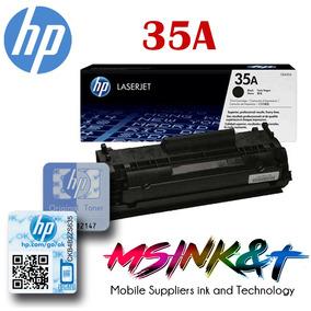 Toner Original Hp Cb435a 35a Laserjet P1005 P1006
