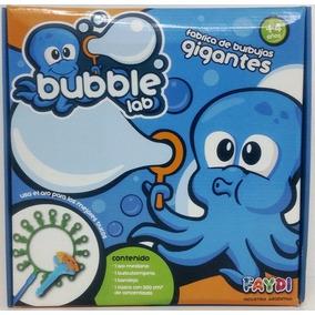 Burbujero Bubble Lab Fabrica De Burbujas Tv Lalo Fd9996