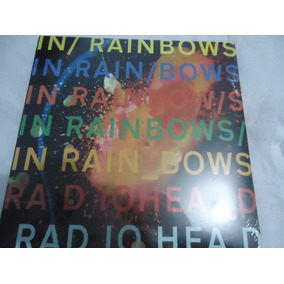 Lp - Radiohead - In Rainbows