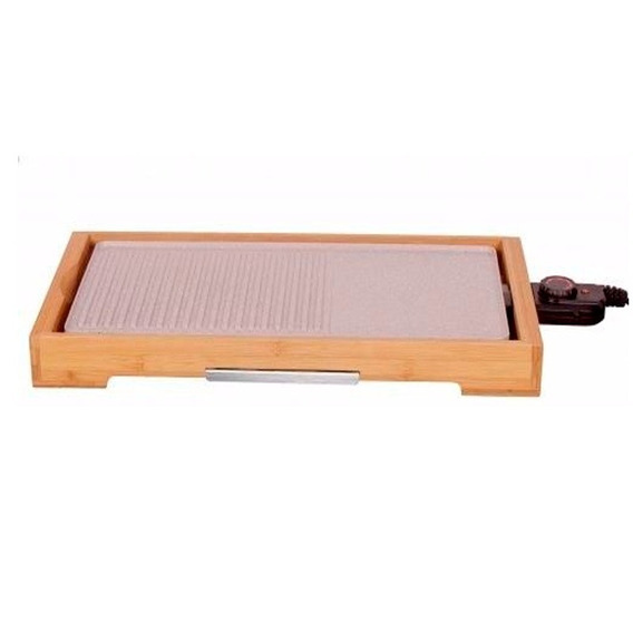 Plancha Grill Bamboogrill Coolbrand 2020 Ceramica Bamboo