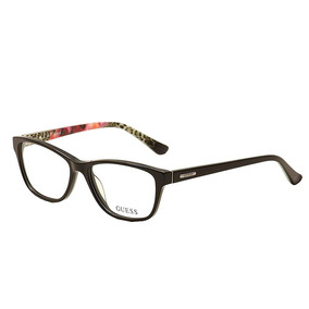 Óculos Guess Gu 2287 Eyeglasses Bu  Burgundy - Óculos no Mercado ... 81682ab3d4