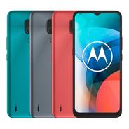 Celular Motorola E7 2gb 32gb 6.5 Lcd Garantia Oficial Pp
