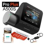 Camera Veiculo Automotiva 70mai A500s Pro Plus + 64gb + Cabo