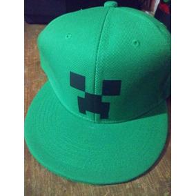 Gorra Minecraft