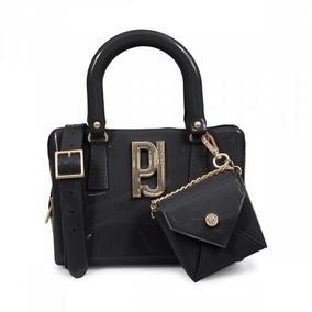 Bolsa Petite Jolie Petite Bag Pj2505 Preto