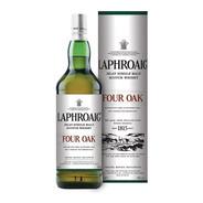 Whisky Laphroaig Four Oak Single Malt 1000ml En Estuche