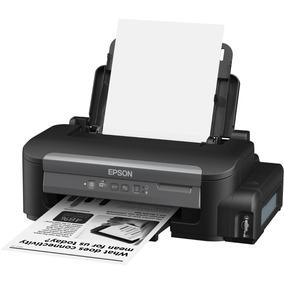 Impresora M105 Epson Monocromatica Wi Fi Usb Workforce