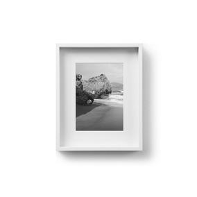 Portarretratos Marco Fotos Box 13x18 Fondo Blanco Prestigio