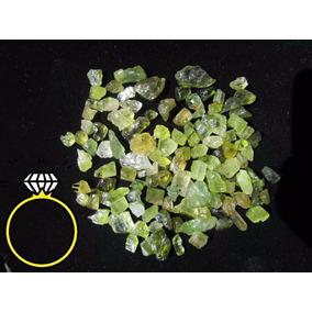 5 Gr Turmalina Verde Rugosa 100% Natural Envio Gratis Cuarzo