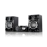 Mini System Jvc Ux-ky326b Power Blast 230w Mp3 Usb Bluetooth