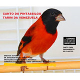 Tarim Pintassilgo Da Venezuela - Canto Em Cd