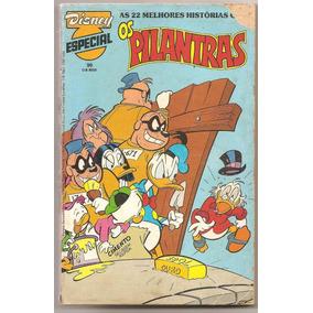 R10 - Disney Especial Nr 90 - Os Pilantras - Janeiro 1986