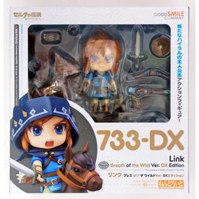 Link Nendoroid Zelda Breath Of The Wild 733-dx Original