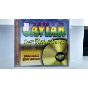Cd Forró Caviar C/ Rapadura -bebo Porque Gosto Beber Vol 11
