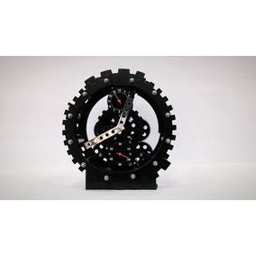 Reloj Despertador De Engranes