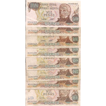 Billete Argentino, 1.000 Pesos Ley 18.188