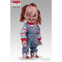 Chucky - Brinquedo Assassino - 38 Cm - Sideshow Sensacional