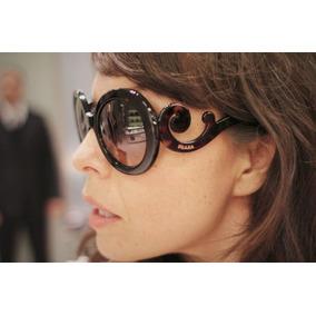 Óculos De Sol Ou Armação P/ Grau Baroque
