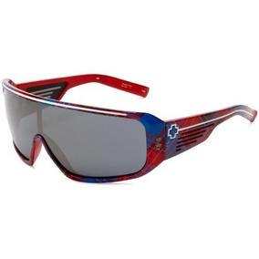 Gafas Spy Optic Tron Round Sunglasses [hipster Plaid F W29