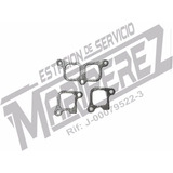 Empacadura Multiple Escape Admision Caribe 442 M119 Año 86