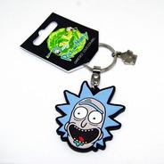 Chaveiros De Borracha Rick & Morty