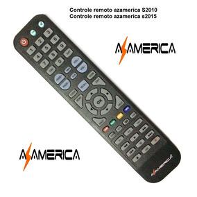 Controle Remoto Tvs2010 Via Embratel