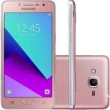 Smartphone Samsung Galaxy J2 Prime Dual 16gb 4g Tv Rosa