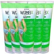 Womax Gel Lipo 5 Frascos - Original Vicaz Garantia 30 Dias