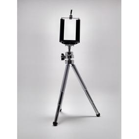 Tripé Pequeno Universal Pra Câmera, Celular, Para Gravação