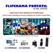Fliperama Portátil Slim 3 Em 1 - Db Super