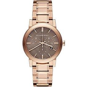 Reloj Burberry Bu9754 Dorado