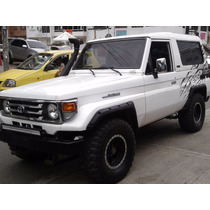 Toyota Land Cruiser Macho Japonesa Hermosa