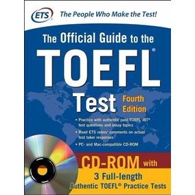 Official Guide To The Toefl + Toefl Ibt Barron