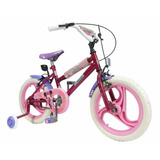 Bicicleta Unibike R16 Minnie