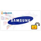 Unlock / Libera Tu Samsung Desde Tu Casa - Todos Los Modelos