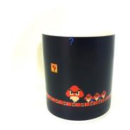 Mug Pocillo Taza Gamer Cambia De Color Mario Bros