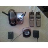 Teléfono Panasonic Kx-tg5452 5.8ghz