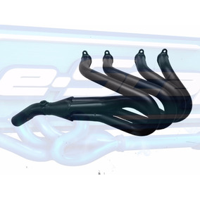 Coletor Esportivo Gol Ap Vw Formula 4x1 + Juntas Em Aço